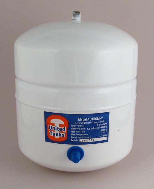 How Reverse Osmosis Tanks Work
